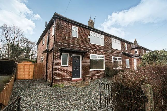 Thumbnail Semi-detached house to rent in Morningside Drive, Didsbury, Manchester