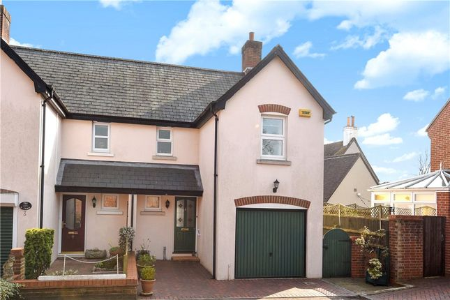 Thumbnail Semi-detached house for sale in Three Lions Close, Wimborne