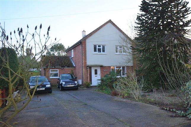 3 bed detached house for sale in Harwich Road, Lawford, Manningtree