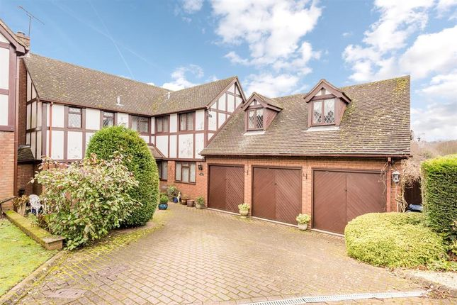Thumbnail Detached house for sale in The Oaks, Knightlow Road, Harborne