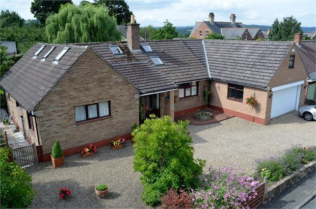 Thumbnail Detached house for sale in Culduie, Greencroft Avenue, Corbridge, Northumberland.