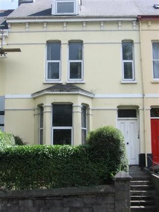 7 bed town house to rent in Alexandra Road, Mutley, Plymouth