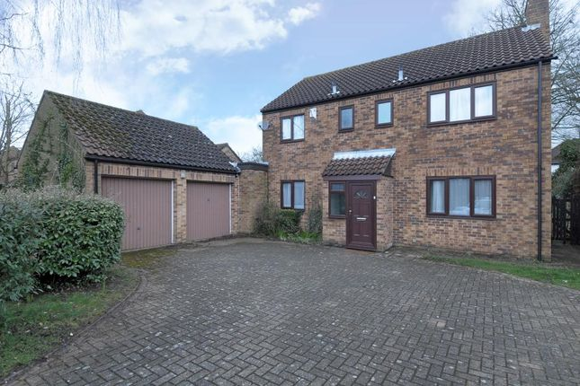 Thumbnail Detached house for sale in Headington, Oxford
