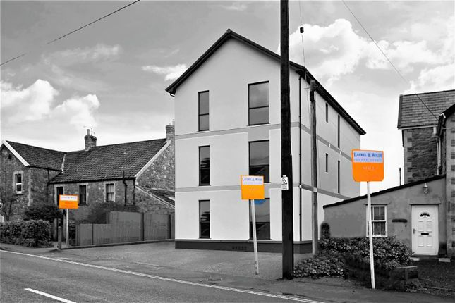 Thumbnail Flat for sale in Tweentown, Cheddar