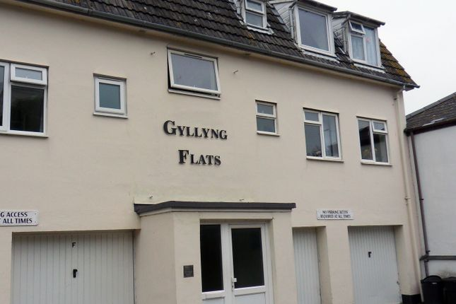 1 bed flat to rent in Gyllyng Flats, Falmouth
