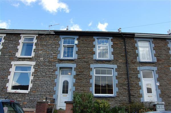 Thumbnail Terraced house for sale in Heath Terrace, Ynyshir, Porth