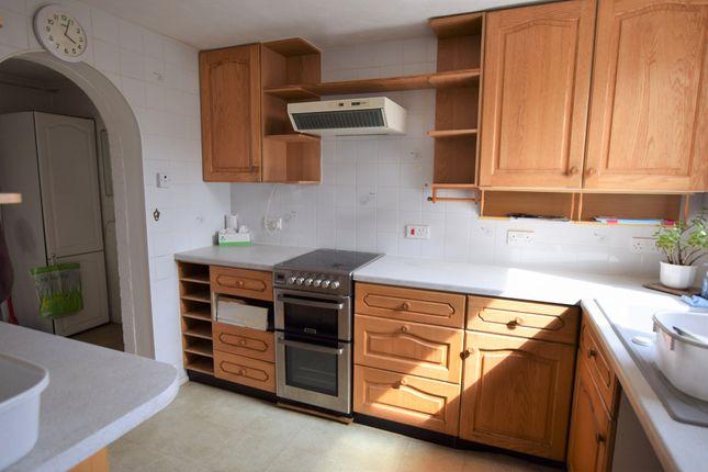 Kitchen  of Grenville Road, Pevensey Bay BN24