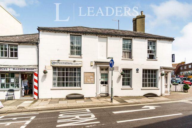 1 bed flat to rent in Surrey Street, Littlehampton BN17