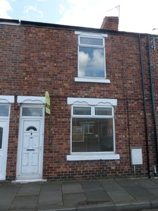 Thumbnail Terraced house for sale in Raby Terrace, Chilton