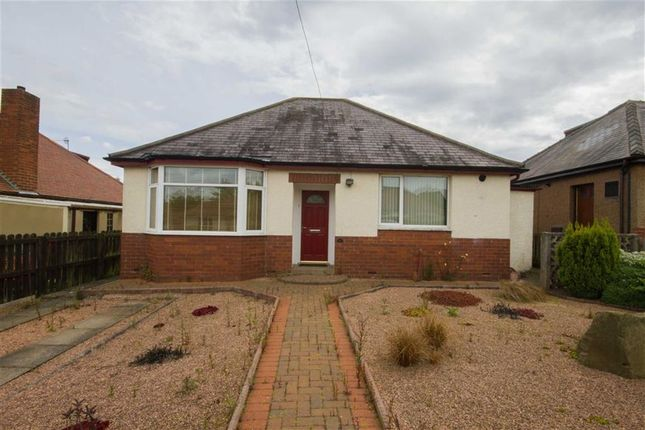 Thumbnail Detached bungalow for sale in Mansfield Road, Tweedmouth, Berwick-Upon-Tweed