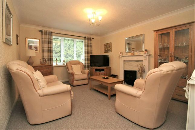 Thumbnail Flat for sale in Sharples Hall Mews, Bolton