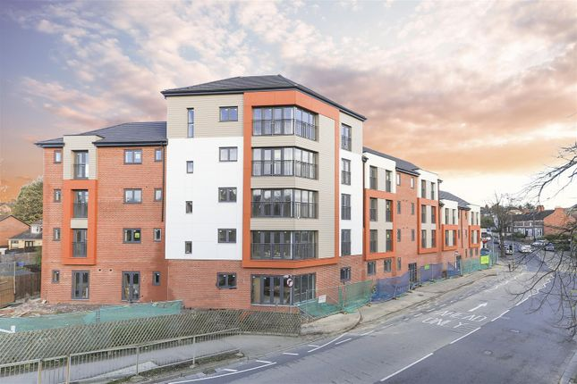 Thumbnail Flat for sale in Railway View, Kettering