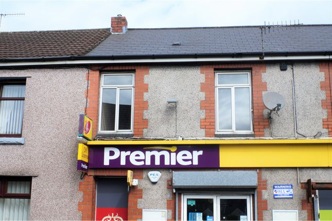 Thumbnail Flat to rent in Nantgarw Road, Caerphilly