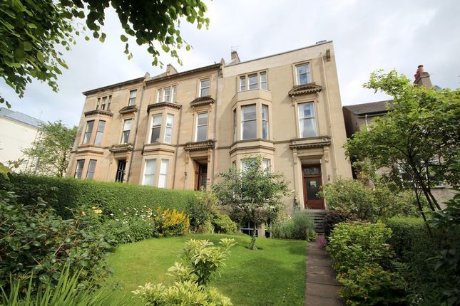 Thumbnail Flat to rent in Winton Drive, Kelvinside, Glasgow