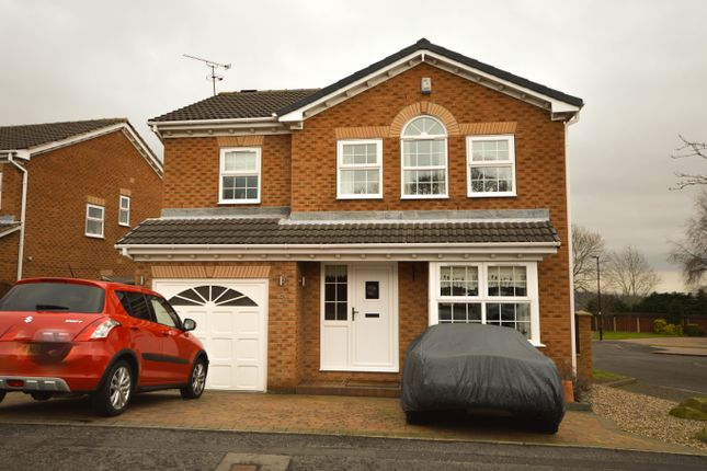 Thumbnail Detached house for sale in Ashleigh Avenue, Sheffield