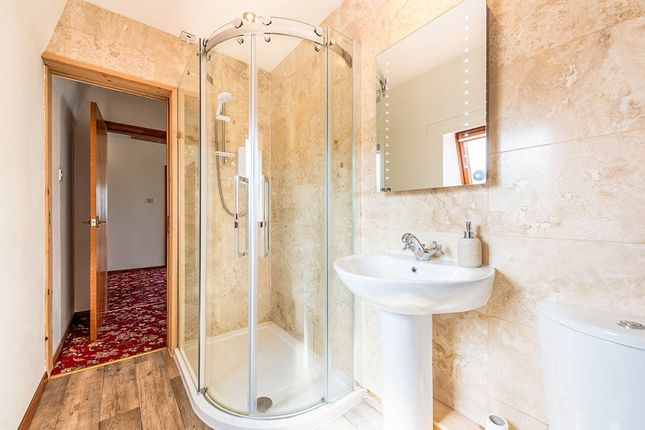 Shower Room/WC of Lilac Cottage, Rossie Braes, Montrose, Angus DD10