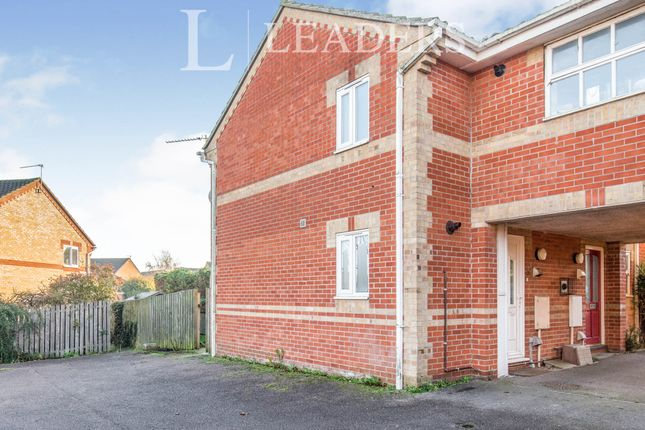 1 bed semi-detached house to rent in Emsworth Close, Bury St. Edmunds IP32