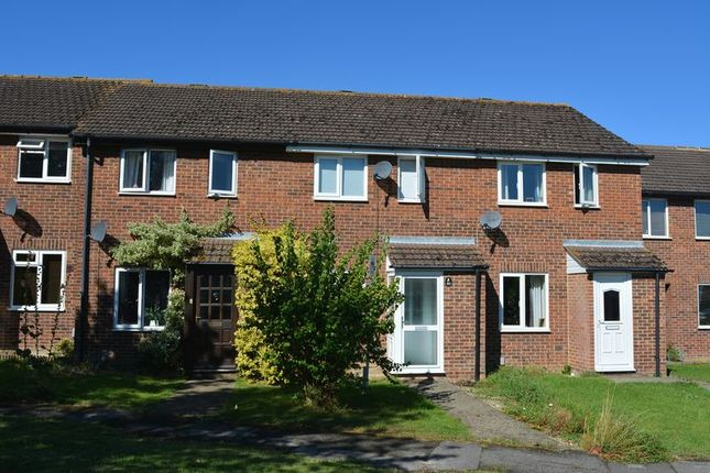 2 bed terraced house for sale in Mallard Way, Grove, Wantage