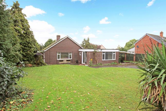 Thumbnail Bungalow for sale in Melrose Drive, Shrewsbury