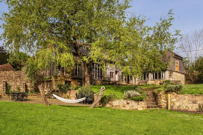 Thumbnail Barn conversion for sale in Clock House Lane, Nutley, Uckfield