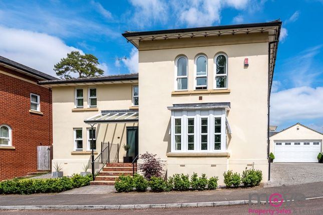 Thumbnail Detached house for sale in Rowena Cade Avenue, Cheltenham