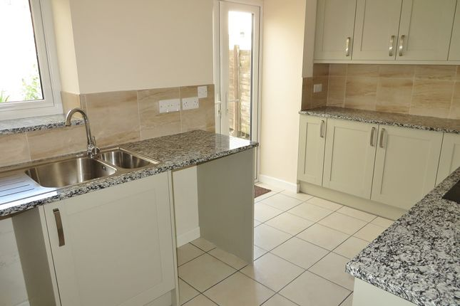Thumbnail End terrace house to rent in Bailey Street, Brynmawr