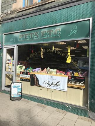 Thumbnail Retail premises for sale in Dunkeld Street, Aberfeldy