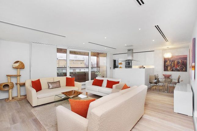 Thumbnail Flat for sale in Axis Court, 2 East Lane, London