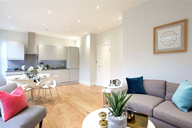 Thumbnail Flat for sale in Clewer Hill Road, Windsor, Berkshire