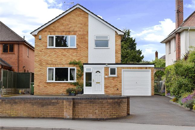 Thumbnail Detached house for sale in Malvern Road, St Johns, Worcester