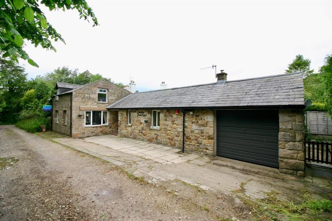 Thumbnail Detached bungalow for sale in Moorside Road, Brookhouse, Lancaster