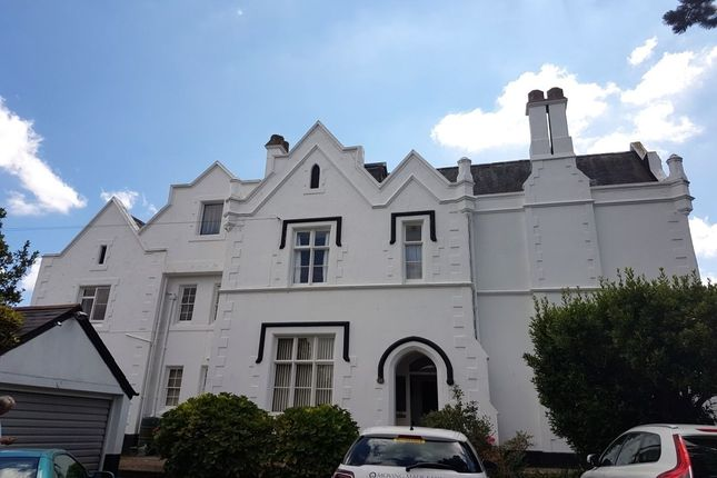 Thumbnail Flat to rent in Ash Hill Road, Torquay