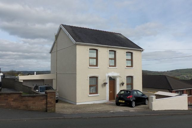 Thumbnail Detached house for sale in Heol Y Meinciau, Pontyates, Llanelli, Carmarthenshire.