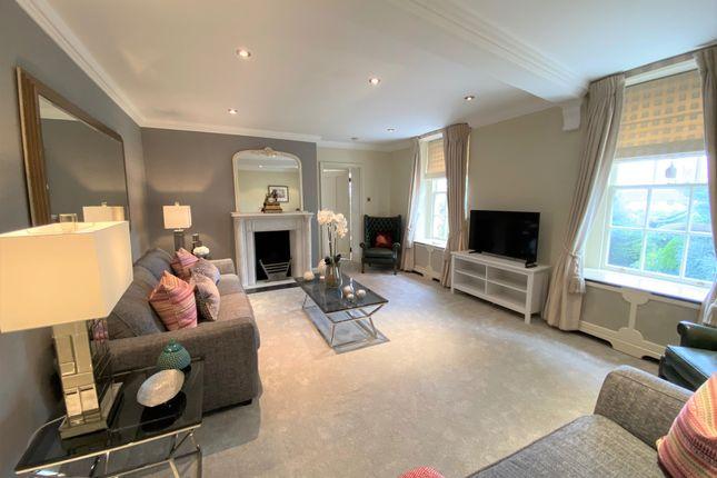 Thumbnail Flat to rent in Grange Avenue, Totteridge, London