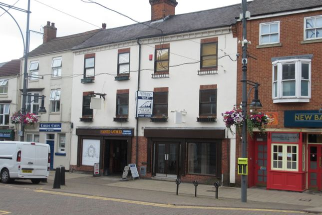 Thumbnail Retail premises for sale in Edwards Centre, Regent Street, Hinckley