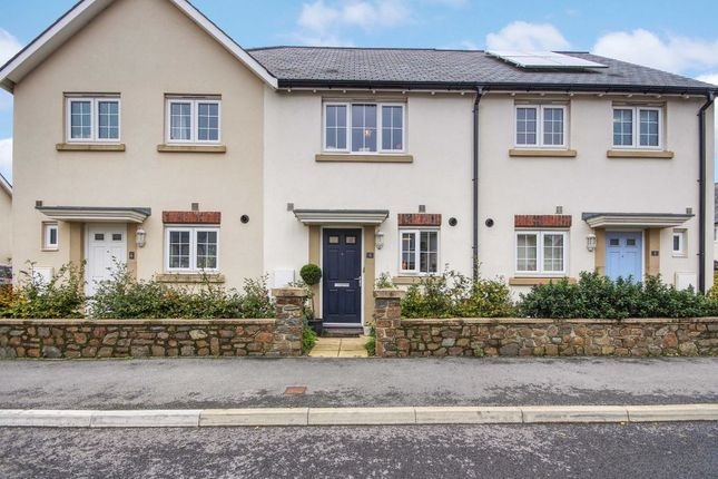 2 bed terraced house for sale in Parade Avenue, Fremington, Barnstaple EX31