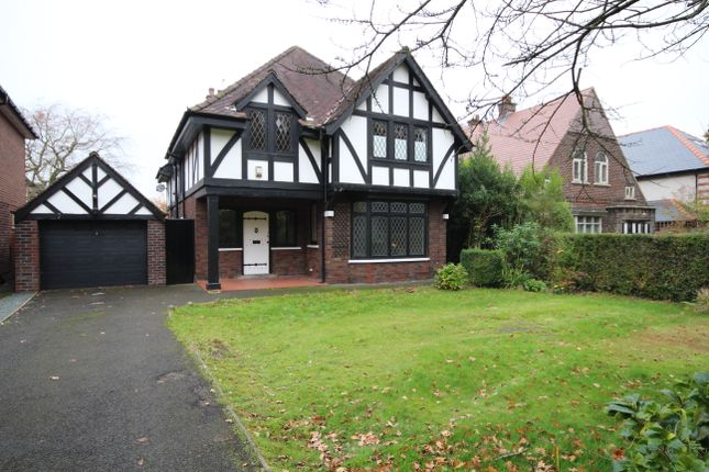 Thumbnail Detached house for sale in Church Avenue, Penwortham, Preston
