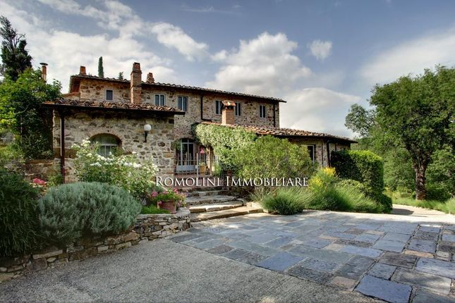 6 bed farmhouse for sale in Greve In Chianti, Tuscany, Italy