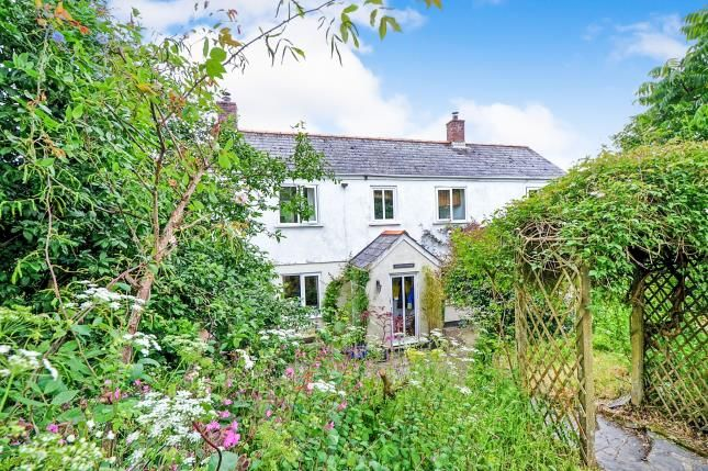 Thumbnail Detached house for sale in Veryan Green, Truro, Cornwall