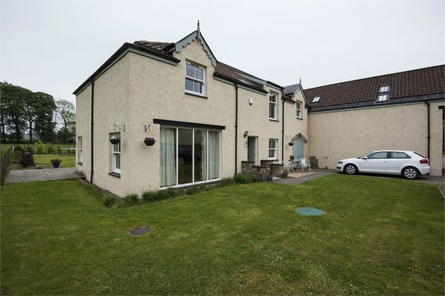 Thumbnail Detached house for sale in Dollarfield, Dollar, Clackmannanshire