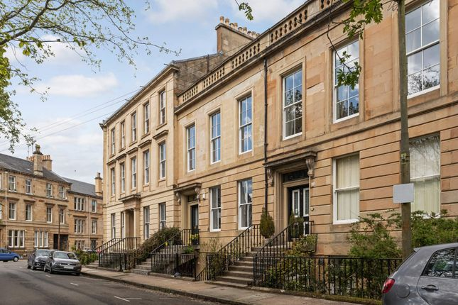 Thumbnail Flat for sale in Lansdowne Crescent, Glasgow