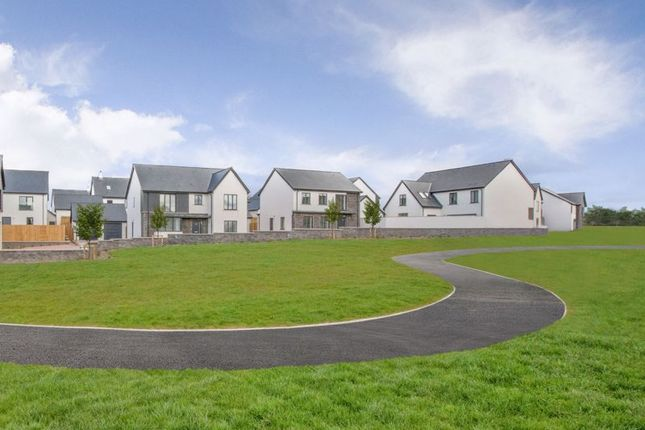 Thumbnail Detached house for sale in Plot 56, Cottrell Gardens, Sycamore Cross, Bonvilston, Vale Of Glamorgan