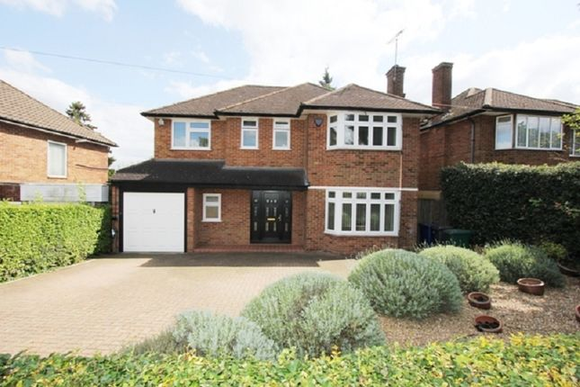 Thumbnail Detached house for sale in Wolmer Gardens, Edgware, Greater London.