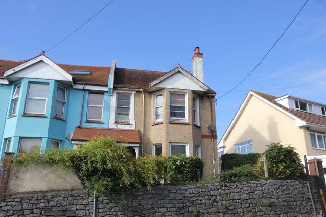 Thumbnail Flat to rent in Marldon Road, Paignton