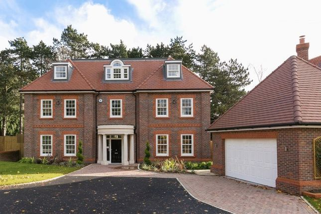Thumbnail Detached house for sale in St. Johns Road, Penn, High Wycombe