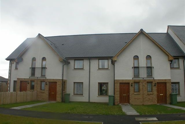 Thumbnail Terraced house to rent in Inshes Mews, Inverness