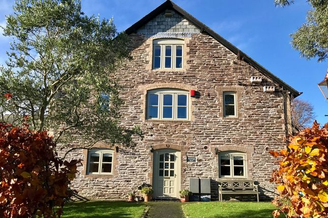 Thumbnail Barn conversion for sale in Down Thomas, Plymouth