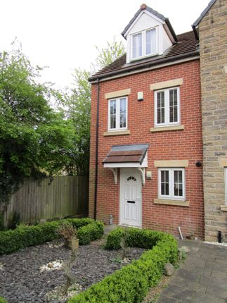Thumbnail Town house to rent in Fieldside, Thorne