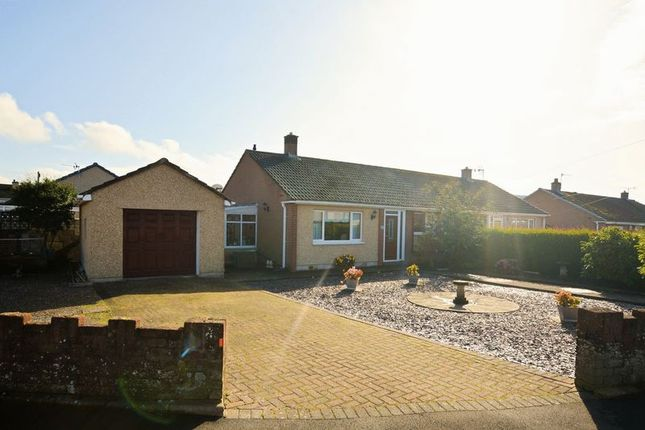 Semi-detached bungalow for sale in Red Beck Park, Cleator Moor