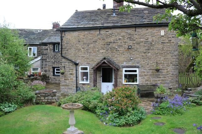Thumbnail Semi-detached house for sale in Back Lane, Mottram, Hyde, Greater Manchester